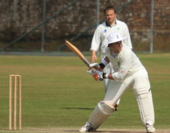Out Cover Drive